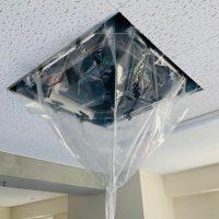 天井カセット・天井吊下用エアコン洗浄シート(ホース一体式)
